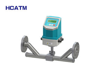 ABS Material Ultrasonic Liquid Flow Meter High Accuracy For Sewage / Acid And Alkali