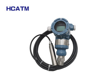 Water Oil Tank Ultrasonic Level Transmitter High Precision Strong Anti Interference